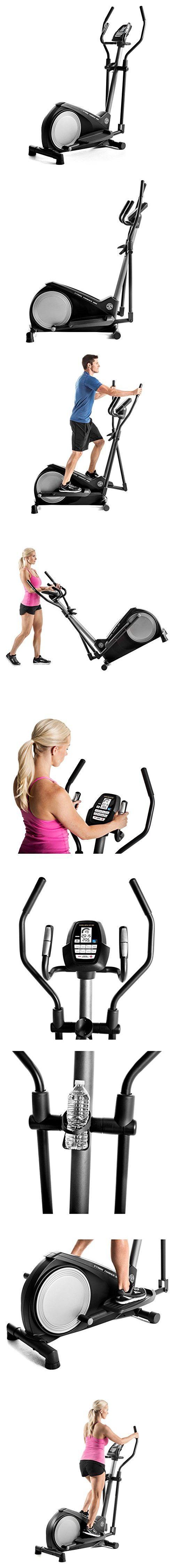 Golds Gym Stride Trainer 380 Elliptical