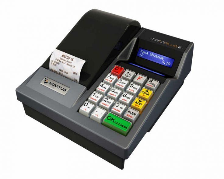 Kasa Fiskalna Mala Plus e. Kasa dostępna w sprzedaży w sklepie w mikolowie