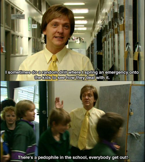 Summer Heights High. So clever and funny.