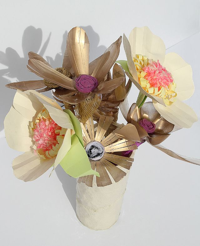 67 best images about bees flowers on pinterest crafts for Plastic bees for crafts