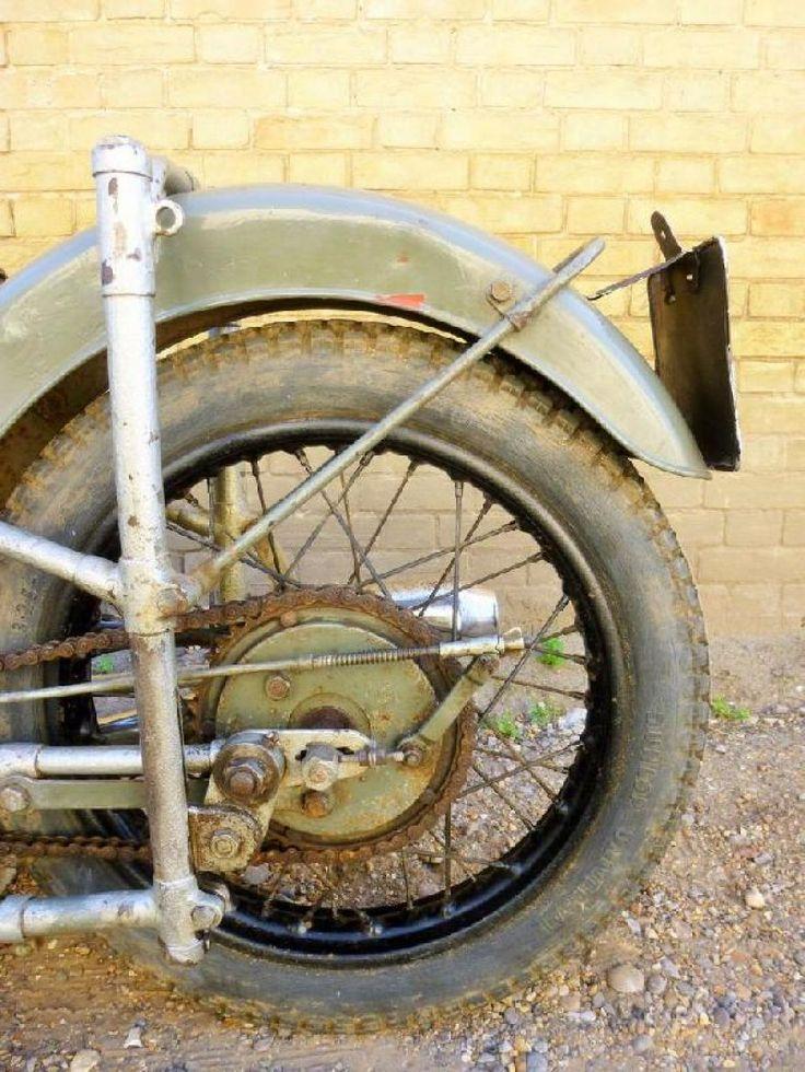 Oec Standard 750cc For Sale on Classic & Race Bike