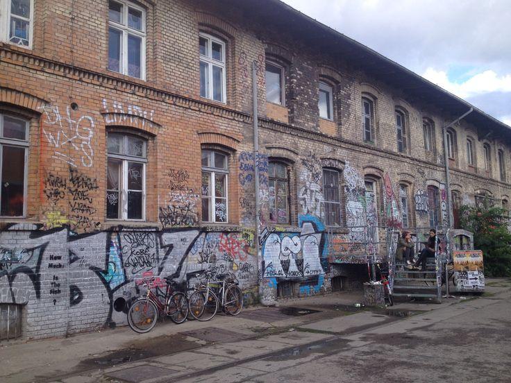 Raw Temple, Berlin
