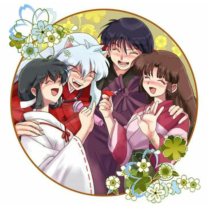 The 2 best and most important ships ever to be created in Inuyasha!