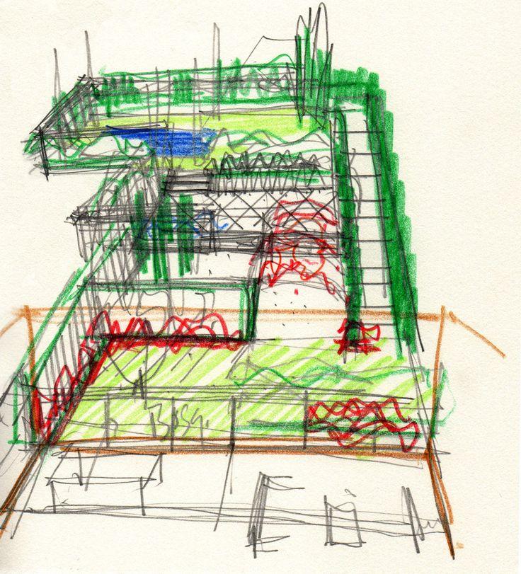 M s de 25 ideas incre bles sobre dise o de jardines for Diseno de jardines madrid