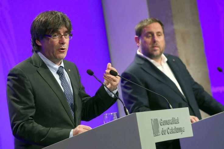 Puigdemont se negó a un acuerdo electoral con ERC y la CUP al verse impulsado por las encuestas