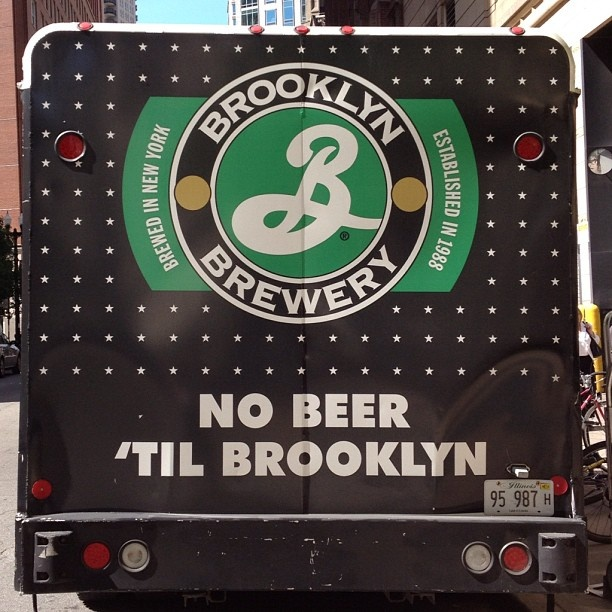 Serve Brooklyn Brewery with dinner. #brooklynbrewery #beerbaconmusic