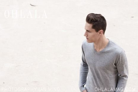 EDITORIAL OHLALA MAG by IAN MIND