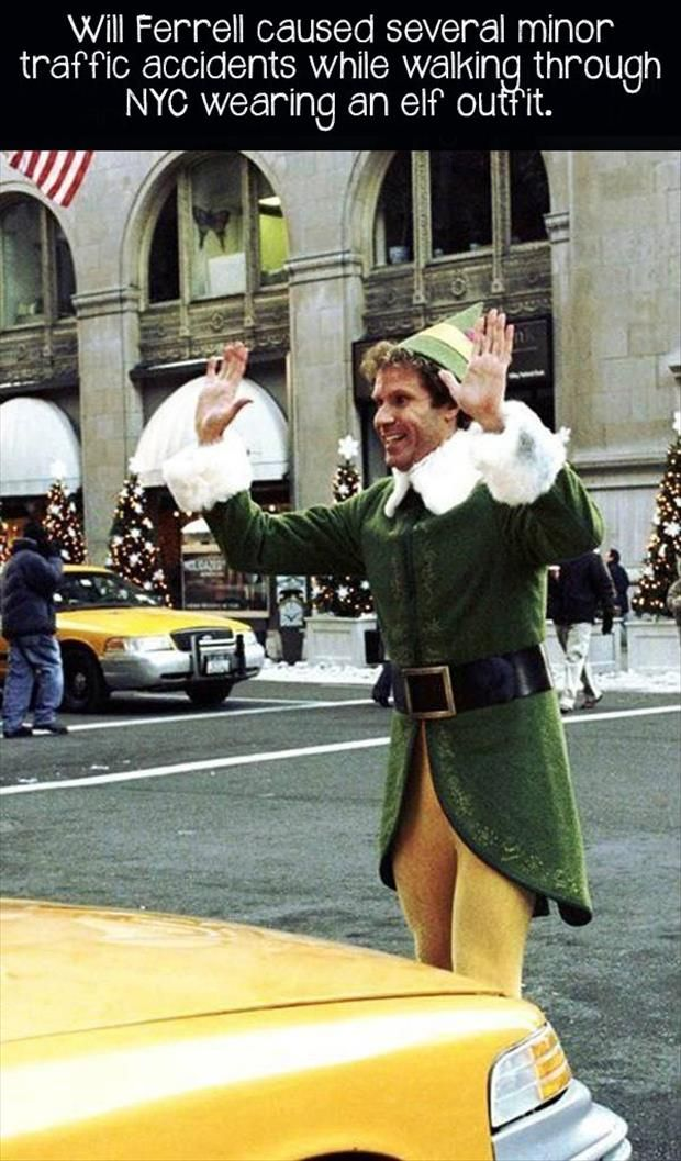 Top Ten Elf Movie Facts You Probably Didn't Know Movie