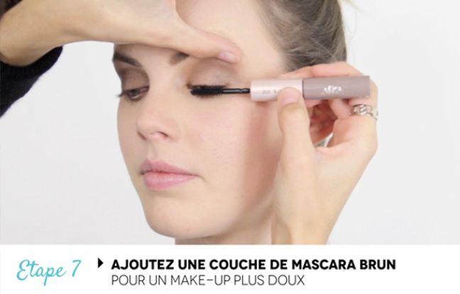 Un maquillage pour les yeux bleus #tuto #makeup #yeux #BirchboxFR