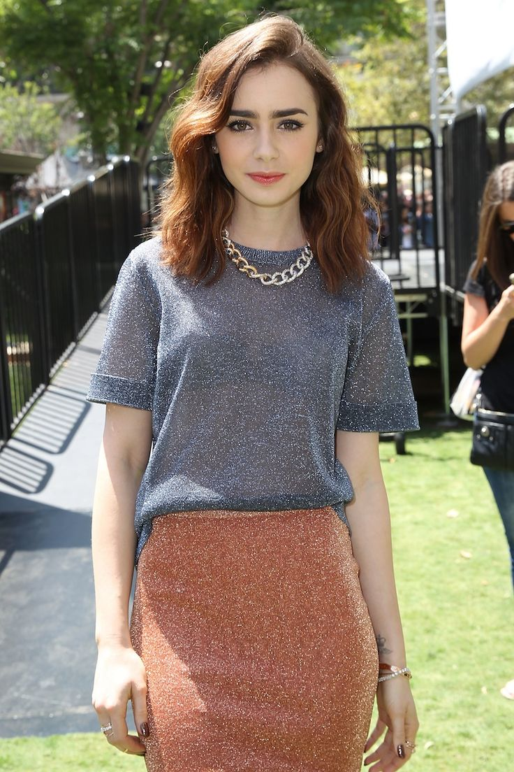 134 best lily collins images on pinterest irises lilies and lily watch lily collins and sam claflin in the upcoming rom com rosie m4hsunfo