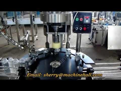 Automatic Fruit Juice Bottle Filling Machine Manufacturer Video Juice Bottles Fruit Juice Filling