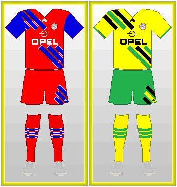 FC Bayern Munchen 1993-94