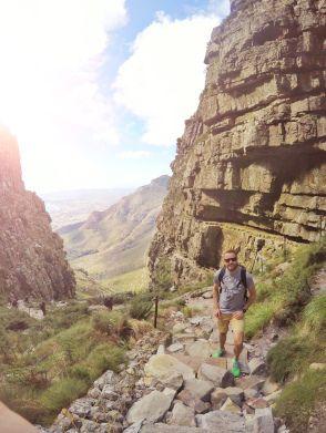Platteklip Gorge, Table Mountain, Cape Town