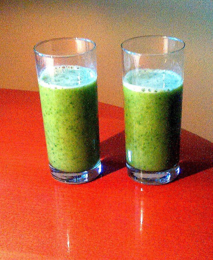 KUKING : Zielony napój
