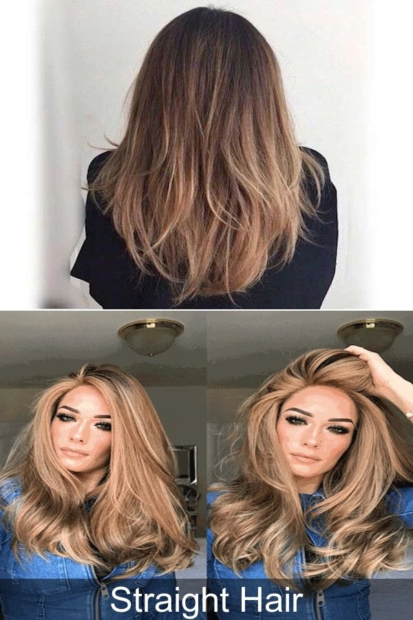 New Haircut Styles Sleek Hairstyles For Long Hair How To Make Curly Hair Straight At Home In 2020 Straight Hairstyles Sleek Hairstyles Long Hair Video