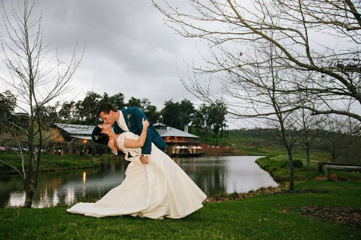 Dramatic winter pic from our big day