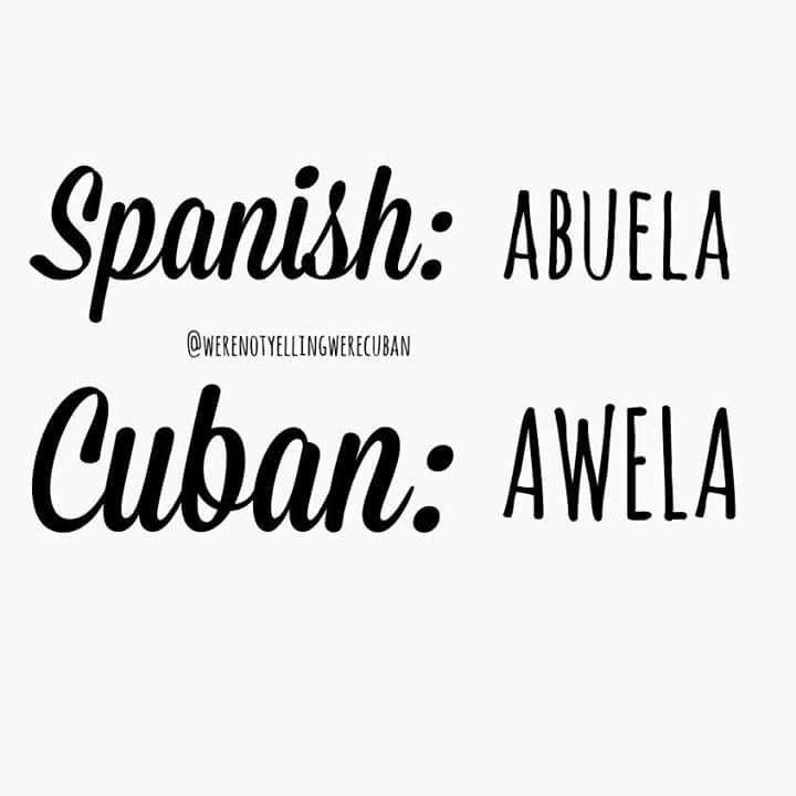 We're not yelling We're Cuban.. That's how we talk | #cubansbelike