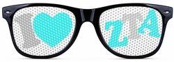 Zeta Tau Alpha Wayfarer Style Lens Sunglasses SALE $12.95. - Greek Clothing and Merchandise - Greek Gear®