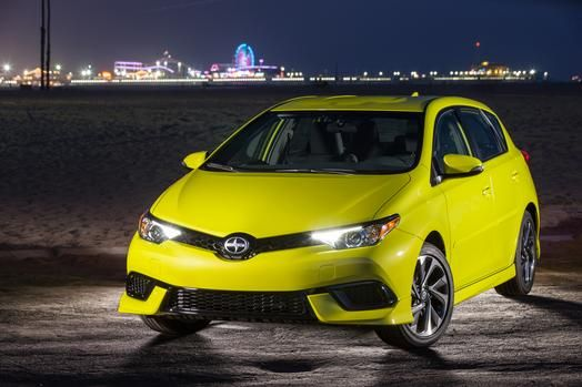 The All-New 2016 Scion iM is coming soon to Andrew Toyota Scion for Milwaukee Scion  clients.