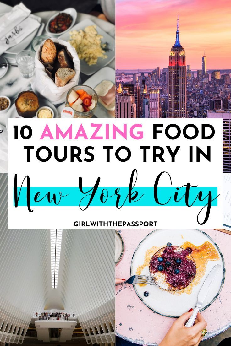 10 Of The Best Food Tours Nyc Has To Offer With Secret Tips From