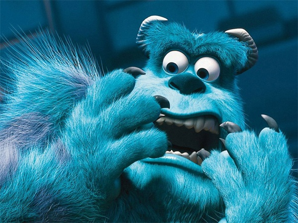 Sullivan, Monstros SA, Monsters INC, Pixar