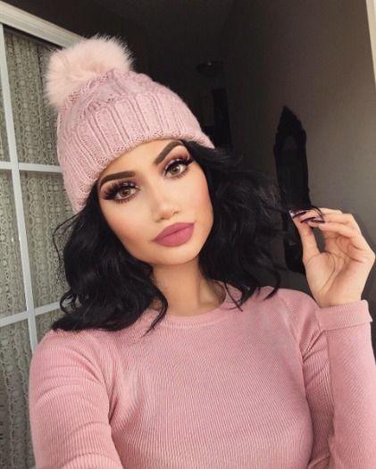 Pomysły na różowy makijaż oka