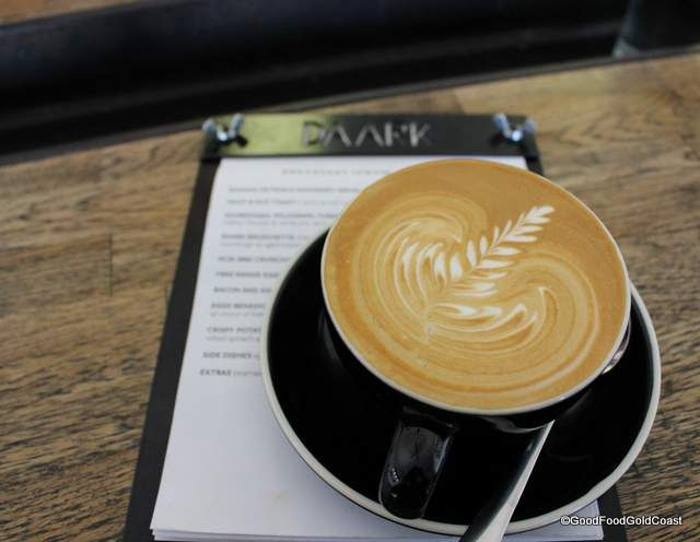 Daark Espresso has become wildly popular for their rich smooth blend. Now they've ramped up the food as well! Chirn Park, Labrador, Gold Coast.
