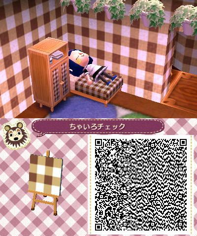 The 554 best Animal crossing images on Pinterest | Animal crossing Designer Qr Codes Animal Crossing Happy Home Wall on