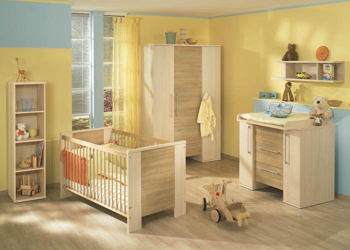 Nice Babyzimmer Bruno mit Kastenm beln
