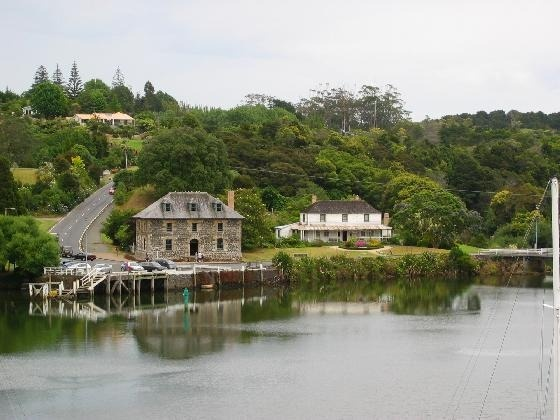#JetsetterCurator. Visit the stone store and kemp house in Kerikeri, NZ. The oldest European structures in NZ.