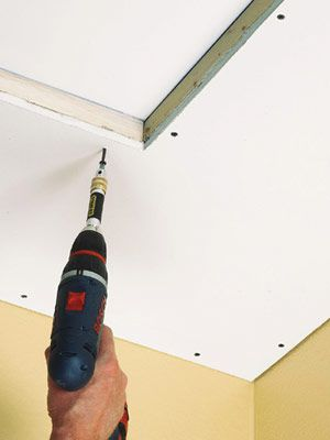 This project shows you how to build a coffered ceiling.