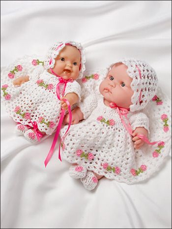 Free Dolls and Doll Clothes Crochet Patterns ... Shift+R improves the quality of this image. Shift+A improves the quality of all images on this page.