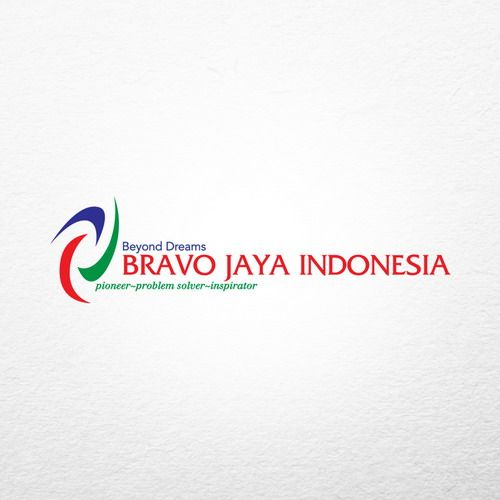 Desain Logo:  Desain Logo PT. Bravo Jaya Indonesia Oleh Www