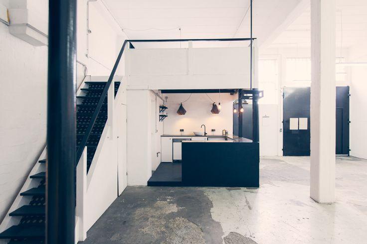 Küche / Utkiek