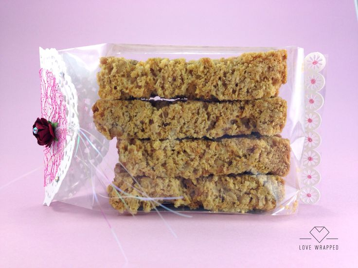 Delicious home made muesli rusks