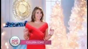HSN Host Colleen Lopez Shares Holiday Memories Part 3 00:31