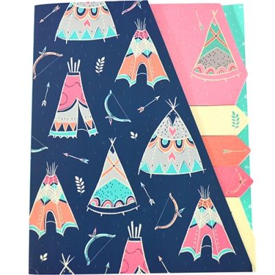 STICKY NOTES - TEEPEES