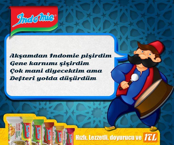 Indomie'den Maniler... #ramazan #oruç #indomie #indomietürkiye #indomienoodle #noodle #mani #maniler #lezziz #lezzetli