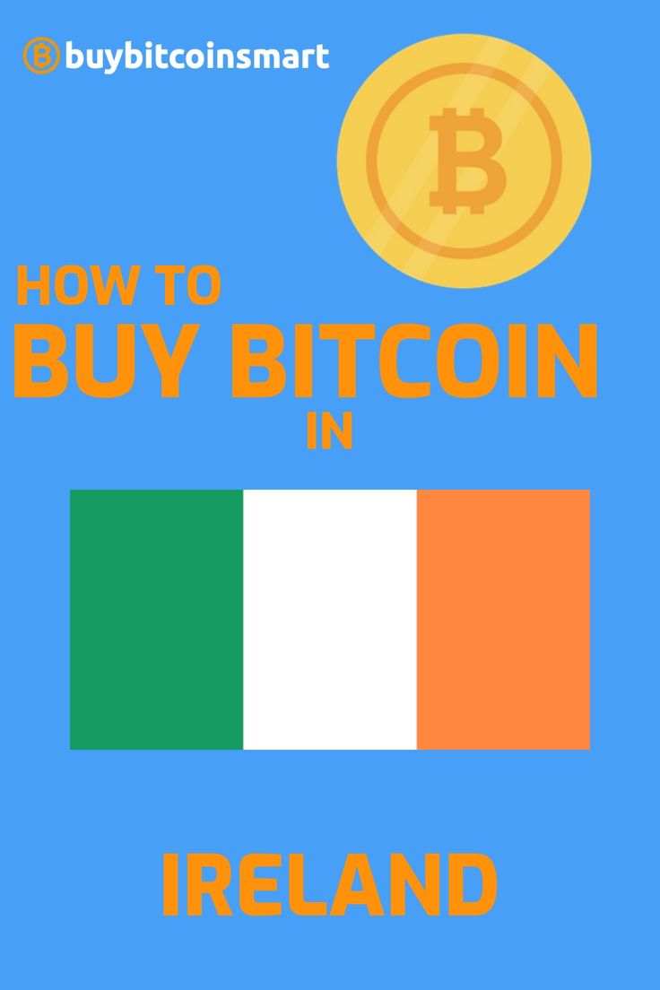 Find the best cryptocurrency exchanges to buy bitcoin in Ireland. Read our step-by-step guide and find the best crypto exchanges to purchase BTC safely. Do you already hold bitcoin or any other cryptocurrency? What's your largest holding? Drop a comment! #buybitcoinsmart #bitcoin #crypto #buybitcoin #hodl #ireland #bitcoinireland #cryptoireland #cryptocurrency #btc