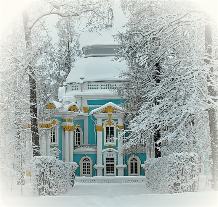 Fairytale Mansion