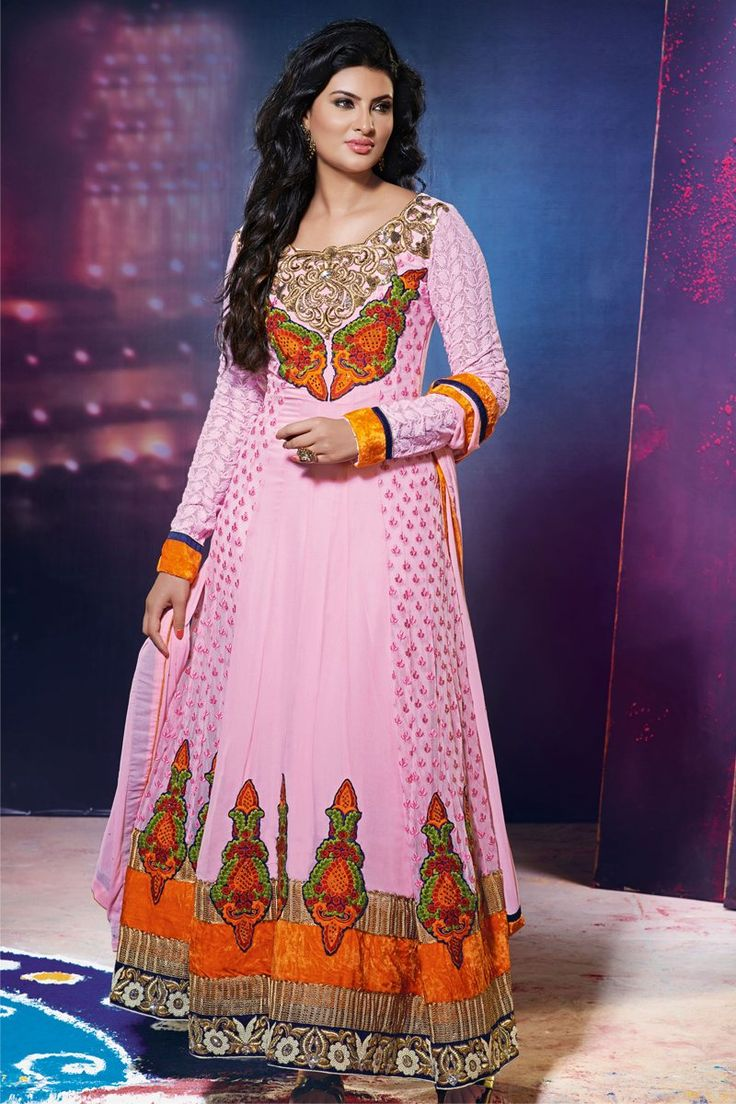 Due to the classy and gorgeous look which it supplies to one's figure Designer Anarkali suit is that lovely attire which these days is in demand.Through the persistent innovations in its charismati...