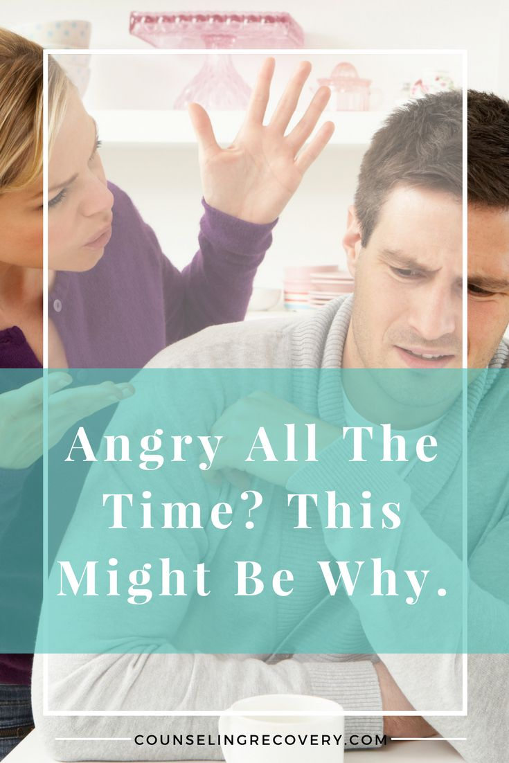 There is always a reason you get angry. It's not about judgment, it's about tracing it back to its original source. Here's how to do that - click the image to read more.