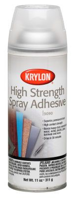 Krylon® High Strength Spray Adhesive, large