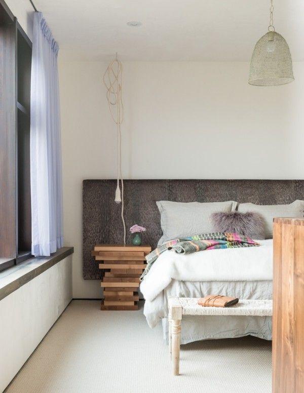 1412 besten Schlafzimmer Ideen - Schlafzimmermöbel - Kopfteil - schlafzimmer in rot gestalten ideen
