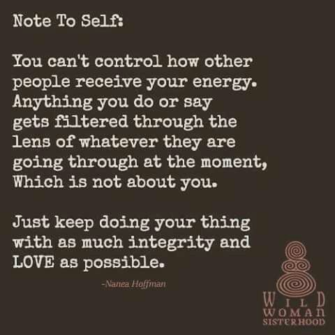 Note to self. ☀️❤️