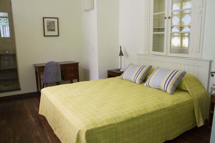 We are a boutique hotel with 15 charming rooms and suites in a beautifully restored and decorated house of the republican period (1830-1862) located in La Candelaria, the historical center of #Bogota Find out more at http://hotelcasadelavega.com/