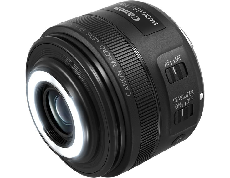 Objetivo Canon EF-S 35 mm f/2.8 Macro IS STM. Accesorios Foto Digital. Distancia focal : 35 mm. Construcción de la lente : 10 elementos / 6 grupos. Tipo de Objetivo : Macro. Montura : Canon EF-S (no compatible con cámaras full frame). 5% de descuento permanente para Socios y envío gratis.