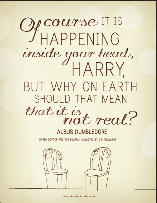 dumbledore quotes   Albus Dumbledore Quote - Harry Potter Photo (30392592) - Fanpop