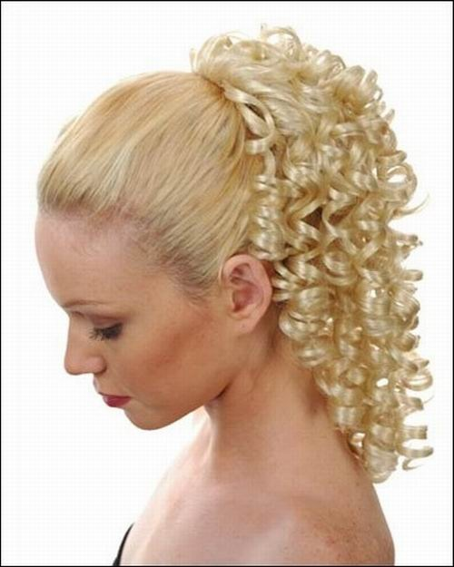 Cool Blonde Medium Curly Hair Pieces Hair Pieces Amp Wigs