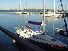 Marina de Tróia
